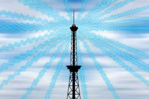 Rayons, Radio, Les Ondes Radio, Vague, Tour De La Radio